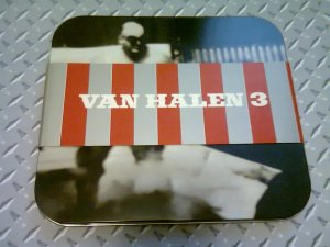 REVIEW:  Van Halen - 3 (1998 collector's tin)
