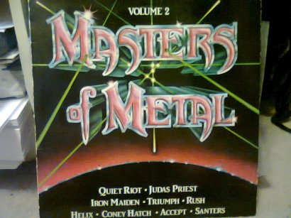 masters of metal volume 2 front