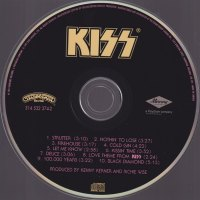REVIEW:  KISS - Kiss (1974)