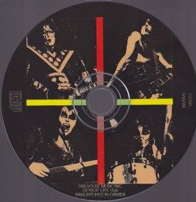 KISSIN TIME CD