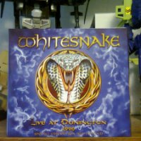REVIEW:  Whitesnake - Live At Donnington 1990 (2CD/1DVD)
