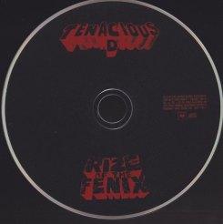 TENACIOUS CD