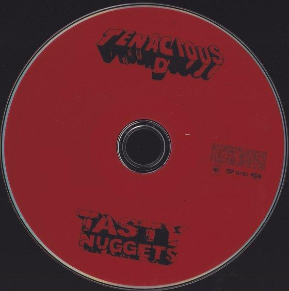 TENACIOUS DVD