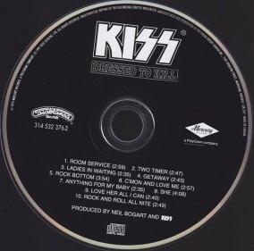 DRESSED CD