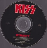 DYNASTY JAPANESE CD