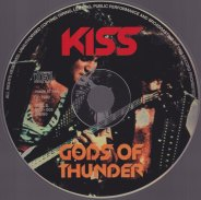 GODS OF THUNDER CD