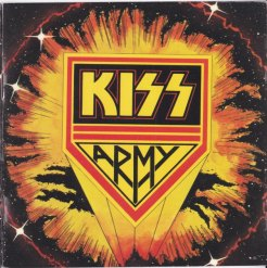KISS ARMY FRONT