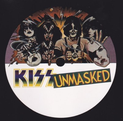 KISS UNMASKED INNER