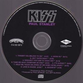 PAUL CD