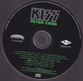 PETER CD