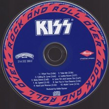 ROCK AND ROLL OVER CD