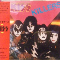 REVIEW:  KISS - Killers (1981 German and Japanese editions)