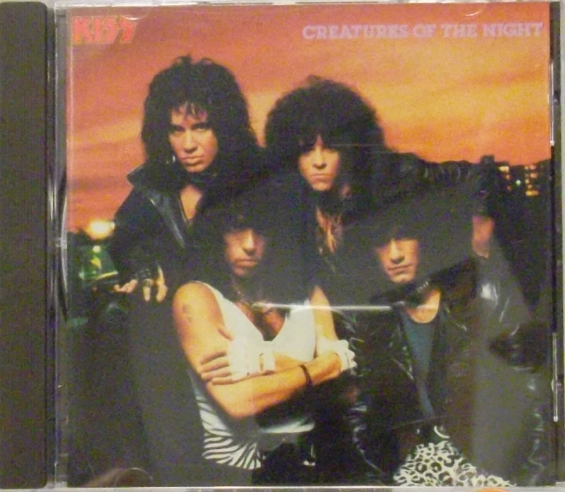 Kiss - Creatures Of The Night - YouTube