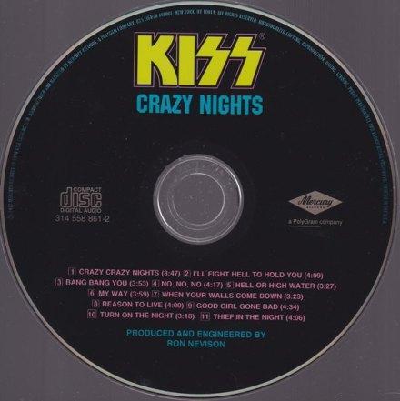 CRAZY DISC