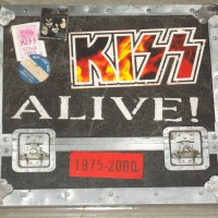 REVIEW:  KISS - Alive! 1975–2000 (Box Set plus bonus tracks, 2006)