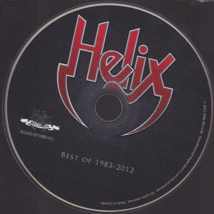 BEST OF HELIX CD