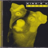 REVIEW:  King's X - Dogman (1994)
