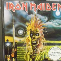 REVIEW:  Iron Maiden - Iron Maiden (1980, 1996 bonus CD)