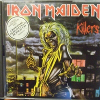 REVIEW:  Iron Maiden - Killers (1981, 1996 bonus CD)