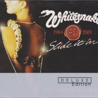 REVIEW:  Whitesnake - Slide It In (1984 UK, US edition, 25th Anniversary edition)