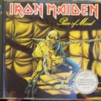 REVIEW:  Iron Maiden - Piece Of Mind (1983, 1996 bonus disc)