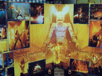 Inside the gatefold