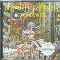REVIEW:  Iron Maiden - Somewhere In Time (1986, 1996 bonus CD)