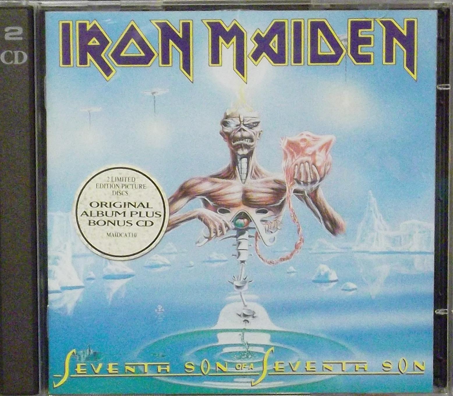 ea51005e32 REVIEW  Iron Maiden – Seventh Son of a Seventh Son (1988
