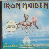REVIEW: Iron Maiden - Seventh Son of a Seventh Son (1988, 1996 bonus CD)