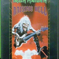 REVIEW:  Iron Maiden - Raising Hell (Bruce's final show 1993) (DVD/VHS)