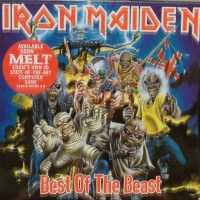 REVIEW:  Iron Maiden - Best of the Beast (1996 2 CD edition)