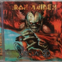 REVIEW:  Iron Maiden - Virtual XI (plus singles, 1998)