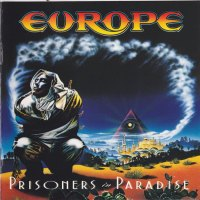REVIEW:  Europe - Prisoners In Paradise (1991, 2001 reissue)
