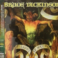 REVIEW:  Bruce Dickinson - Tyranny of Souls (2005, Japanese version)