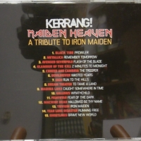 """REVIEW:  Miscellaneous Maiden - Maiden Heaven / """"Space Truckin'"""""""