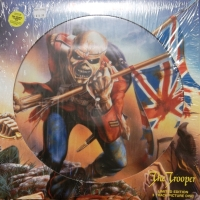 "REVIEW:  Iron Maiden - The Trooper (2005 single, CD/12""/7""/download)"
