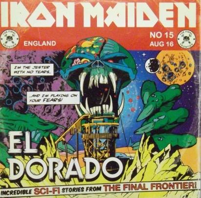 """promo """"El Dorado"""" single"""