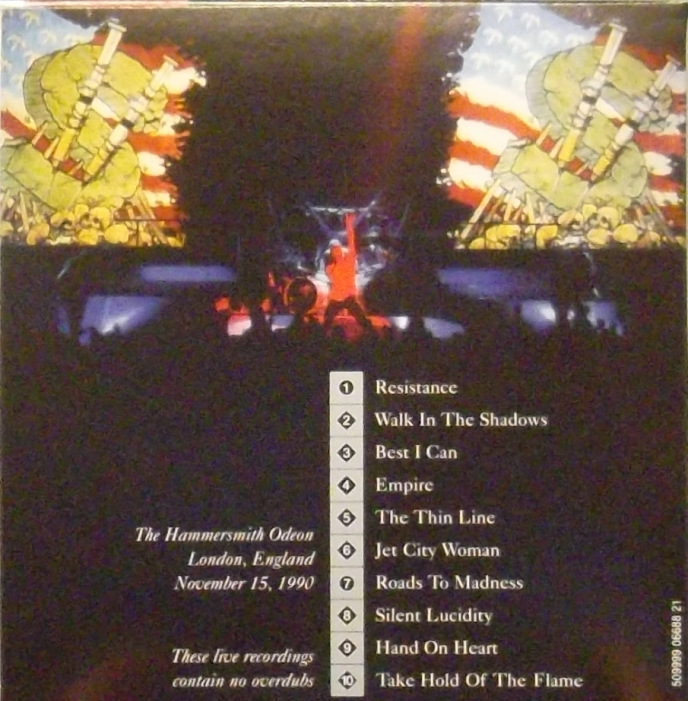 Queensryche Empire 20th Anniversary Edition REVIEW: Queensryche �...