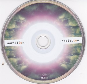 RADIATION CD