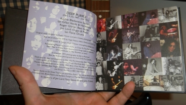 deep purple machine head 40th anniversary deluxe edition rar