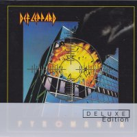 REVIEW:  Def Leppard - Pyromania (deluxe edition, 24kt gold Ultradisc II)