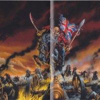 REVIEW:  Iron Maiden - Maiden England '88 (2013 CD reissue)