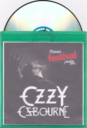 OZZY ITUNES FRONT