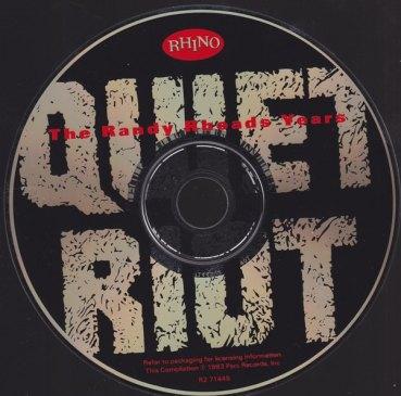 QR DISC