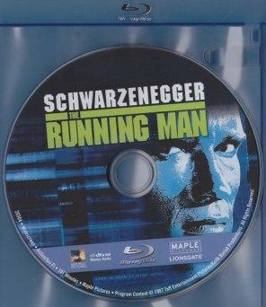 RUNNING MAN BLU