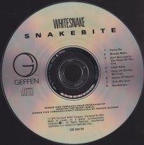 SNAKEBITE CD