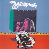 REVIEW:  Whitesnake - Snakebite (album)