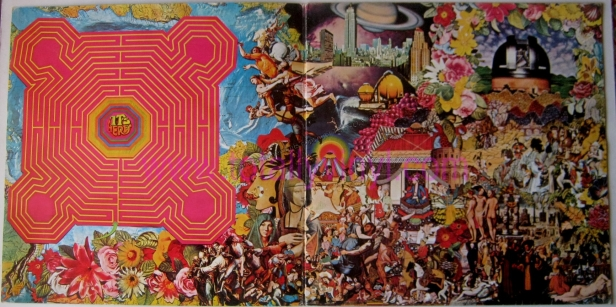 Review The Rolling Stones Their Satanic Majesties