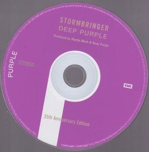 STORMBRINGER CD