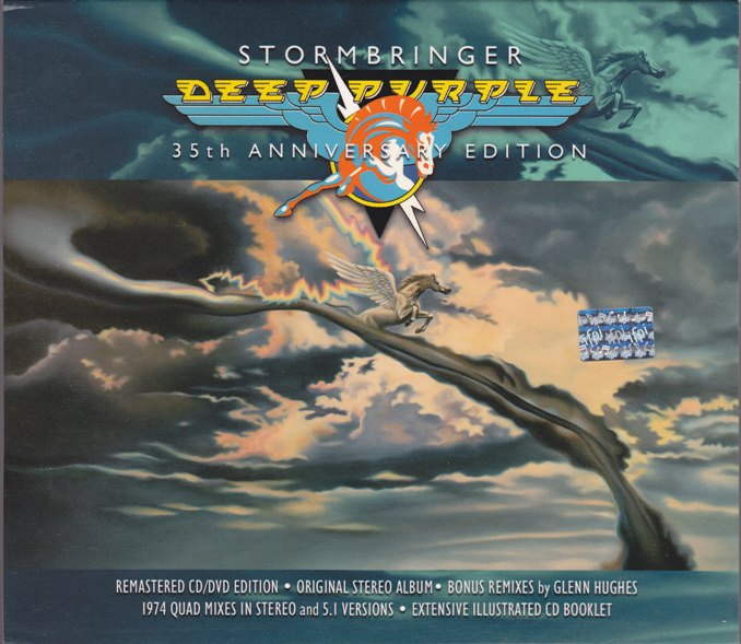 deep purple stormbringer remastered 2009